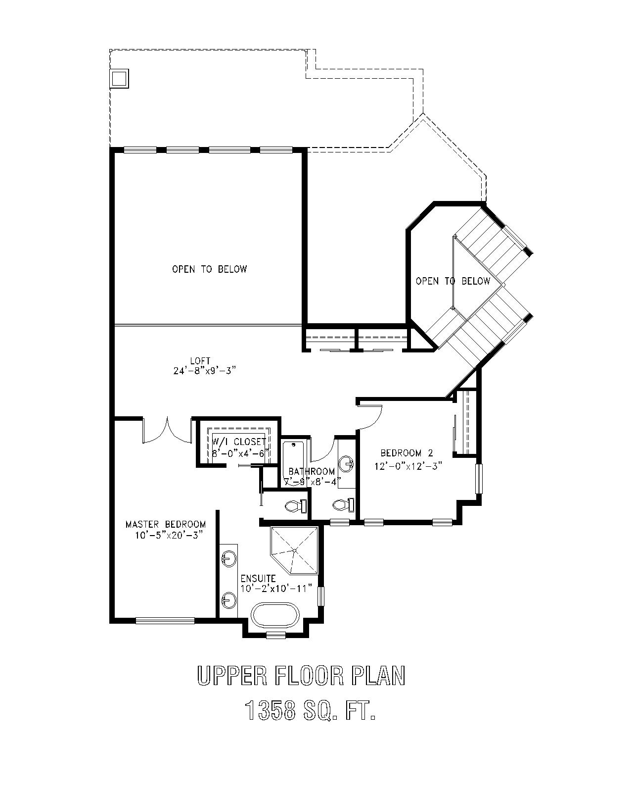 Thurber Home Plans