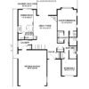 40116 - The Morley - Main Floor Plan